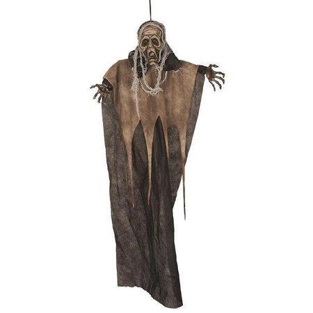 Zombie man decoratie Halloween 100cm