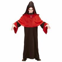 Rode Demoon Doomsday Kind Kostuum