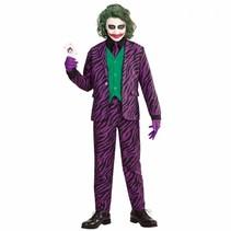 Classy Joker Jongen Kostuum