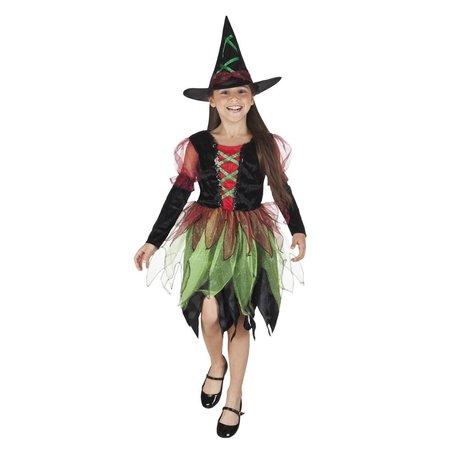 Sprookjes Heksen kostuum kind