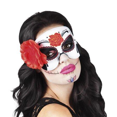 Oogmasker La Blanca