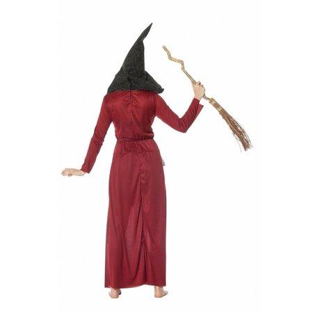 Heks Hoody kostuum deluxe