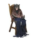 Weerwolf Decoratie Halloween 150cm