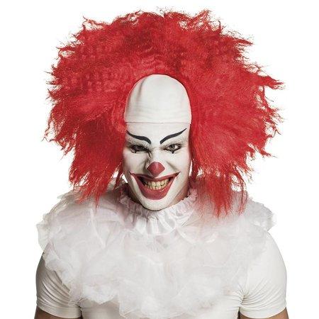 Pruik Horror clown