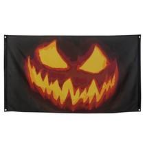 Vlag Creepy Pumpkin (90 x 150 cm)