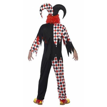 Doorgedraaide Joker kostuum