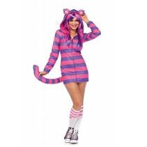Cozy Cheshire Wonderland kattenkostuum