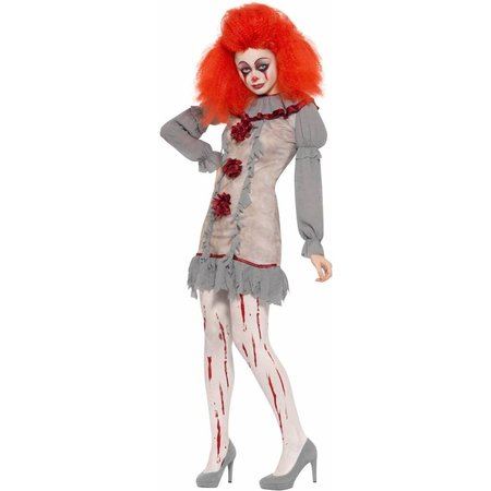 Vintage Clownspakje Dames