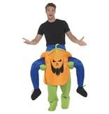 Carry Me kostuum Pompoen Halloween