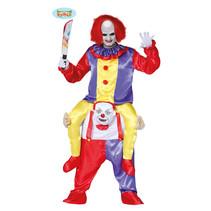 Draag Mij Kostuum Killer Clown