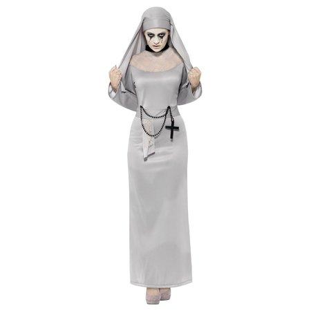 Nonnenjurk Gothic Halloween Dames