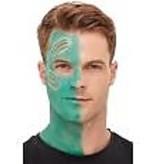 Aqua make-up set Alien met wonden