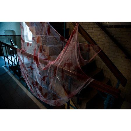 Decoratie Horror Kleed met Bloed