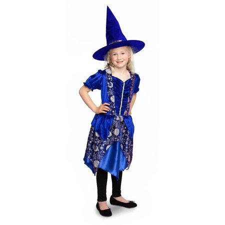 Heksenkostuum kind Wicca