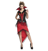 Bloeddorstige Koningin Vampier kostuum