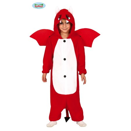 Duivel Onesie Kind