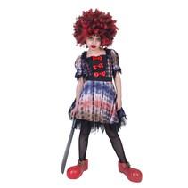 Creepy clown jurkje kind Luna