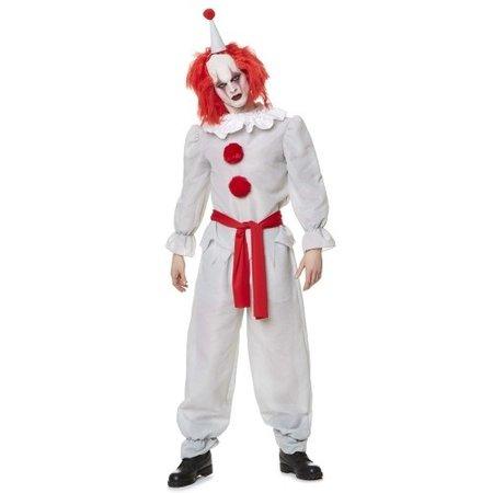 Horror Clown Kostuum Eddie