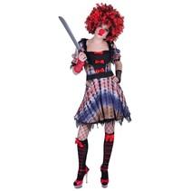 Creepy Clown Jurk Lea