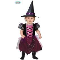 Schattig klein Heksje Kostuum