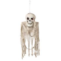 Decoratie Screwy skull (80 cm)