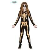 Skelet Jumpsuit Kind