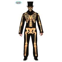 Horror Skelet Kostuum Volwassenen