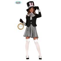 Classic Mad Hatter Kostuum Dames