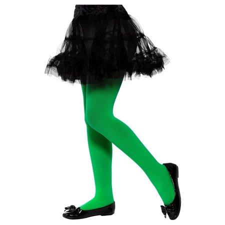 Groene Panty Kind
