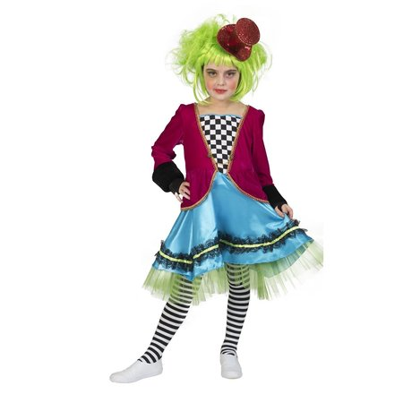 Mad Hatter Kostuum Meisje