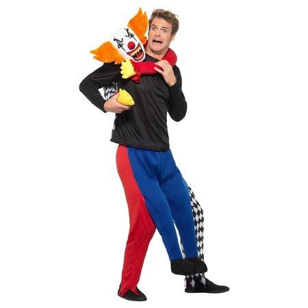Gekidnapt Door Clown Kostuum