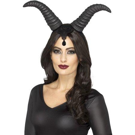 Demon Queen Diadeem Hoorns