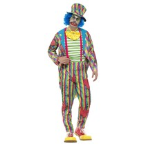 Horror Clown Pak Versleten Man