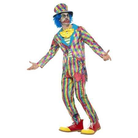 Horror Clown Pak Versleten Man