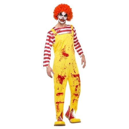 Killer Clown Kostuum Donald