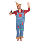 Vogelverschrikker Kostuum Man