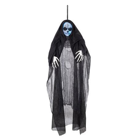 Hangdecoratie Tearing reaper met licht/geluid