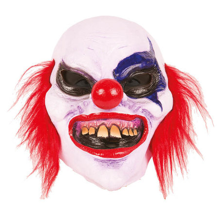 Masker Enge Clown Latex