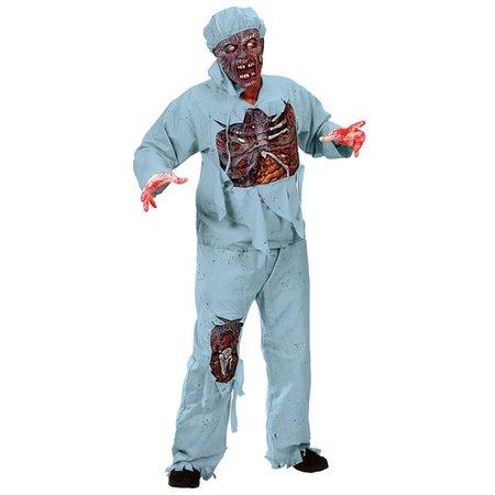 Dokter Zombie pak