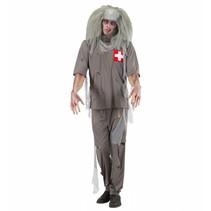 Zombie dokter kostuum