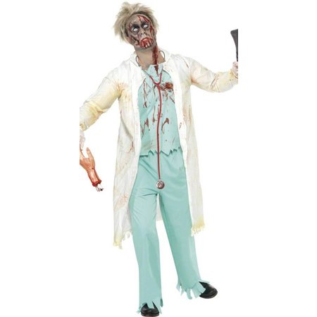 Zombie dokter outfit