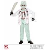 Zombie dokter pakje kind