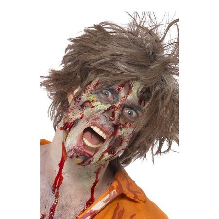 Zombie latex make-up kit