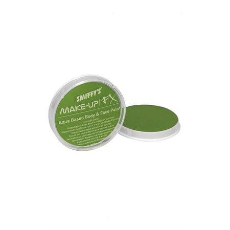 Face & Body make up Lime groen