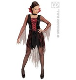 Vampier duivel kostuum Spinneweb