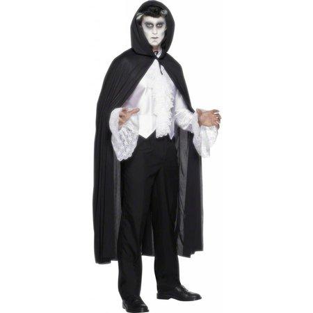 Vampier cape met capuchon