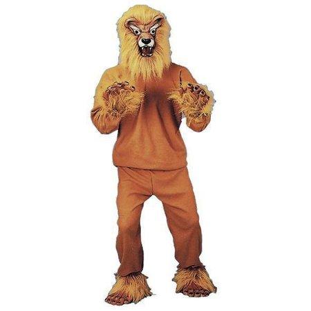 Kostuum Wolf/Leeuw