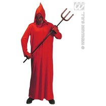 Carnavalskleding Duivel kostuum