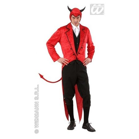 Duivel Lucifer kostuum