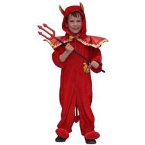 Kostuum Duivel pluche kind